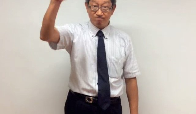 大石会長あいさつ